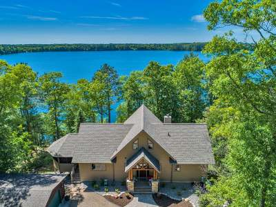 Lac Du Flambeau WI Single Family Home Active O/C: $724,500
