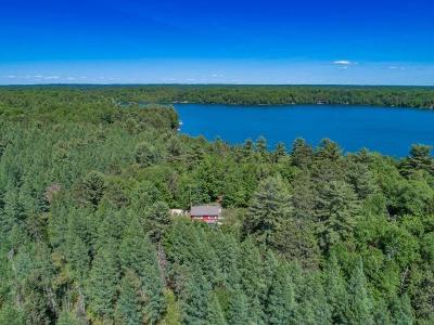 Eagle River Single Family Home For Sale: 1658 Rangeline Rd