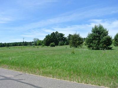 Three Lakes WI Residential Lots & Land For Sale: $12,000