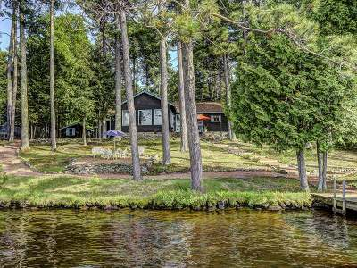 Eagle River WI Single Family Home For Sale: $695,000