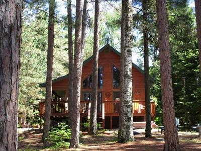 Mercer Single Family Home For Sale: 4165w Hanks Rd