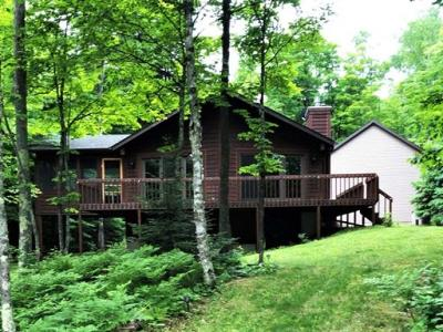 Price County Single Family Home For Sale: W1454 Cys Dr