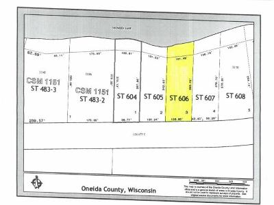 Residential Lots & Land For Sale: On Cth C #Lot 3