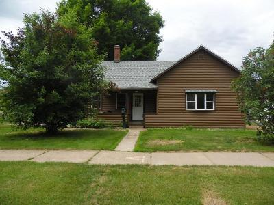 Merrill Single Family Home For Sale: 602 Wisconsin St