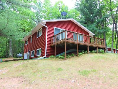 Forest County, Iron Wi County, Langlade County, Lincoln County, Oneida County, Vilas County Condo/Townhouse For Sale: 9847 Blue Island Bay Ln #5