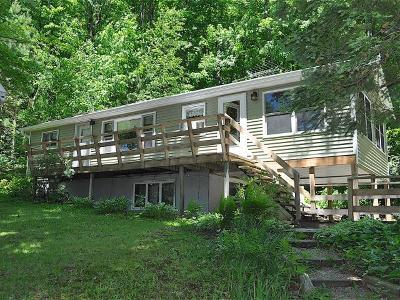 Langlade County, Forest County, Oneida County Single Family Home For Sale: 6990 Hamilton Dr