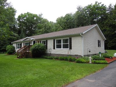 Tomahawk Single Family Home Active O/C: N7425 Hwy 107