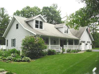 Tomahawk WI Single Family Home Active O/C: $339,900