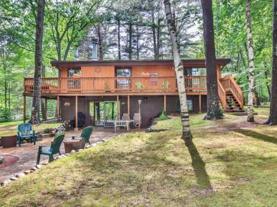 Eagle River WI Single Family Home For Sale: $449,900