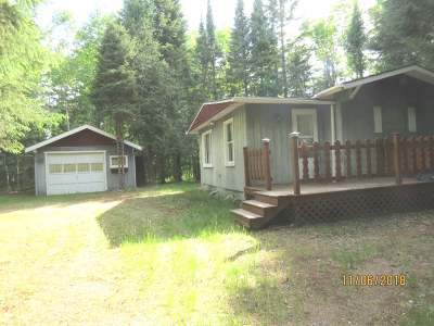 Hiles Single Family Home For Sale: 8987 Pine Lake Rd W