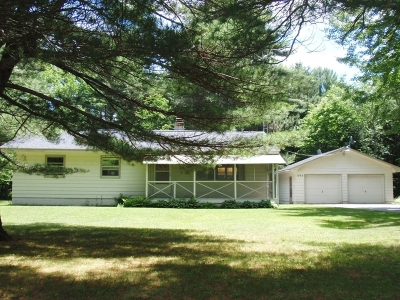 Eagle River Single Family Home For Sale: 1092 Bloom Rd