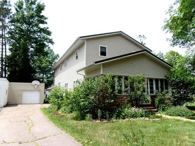 Merrill Single Family Home For Sale: 506 N State St