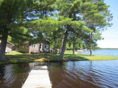Rhinelander WI Single Family Home For Sale: $129,000