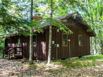 Minocqua Single Family Home Active O/C: 7680 Helmar Rd