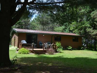 Tomahawk WI Single Family Home Active O/C: $239,900