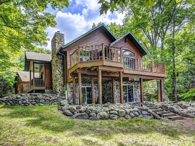 Eagle River WI Single Family Home For Sale: $579,000