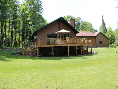 Land O Lakes Single Family Home For Sale: 8208 Trails End Rd