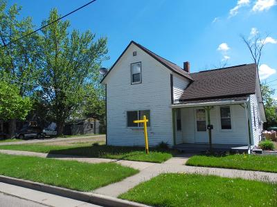Tomahawk Single Family Home For Sale: 110 3rd St N