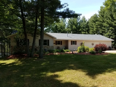 Pelican Lake Single Family Home Active O/C: 658 Wolf River Rd