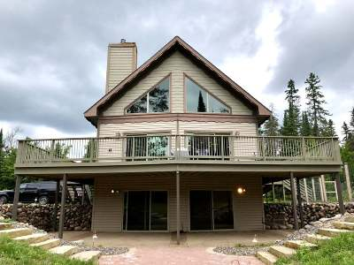 Mercer Single Family Home For Sale: 3500 Turtle Rapids Ln
