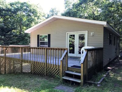 Minocqua Single Family Home Active O/C: 7824 Parkside Ct