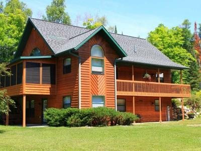 Price County Single Family Home For Sale: N16005 Island Lake Rd