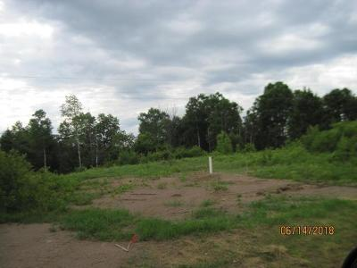 Fifield Residential Lots & Land For Sale: N14186 Central Ave W