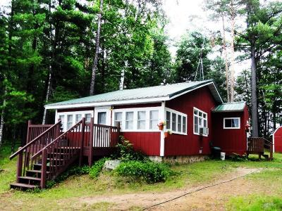 Tomahawk Single Family Home Active O/C: W4750 Cth A