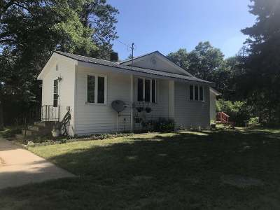 Tomahawk Single Family Home For Sale: 9820 Point O Pines Rd