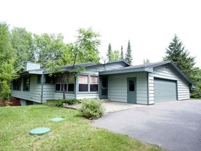 Presque Isle Single Family Home For Sale: 9265 Bald Eagle Rd