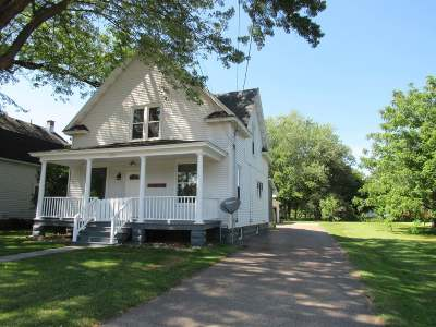 Antigo WI Single Family Home Active O/C: $89,500