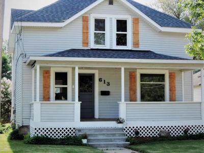 Antigo Single Family Home For Sale: 613 Watson St