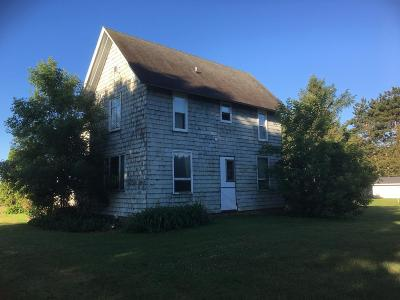 Antigo WI Single Family Home For Sale: $65,000