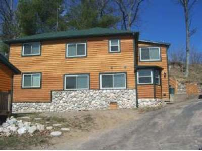 Lake Tomahawk WI Condo/Townhouse Sold: $87,000