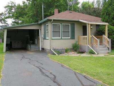 Antigo WI Single Family Home For Sale: $74,900
