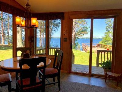 Lac Du Flambeau Single Family Home For Sale: 12994 Wagner Ln