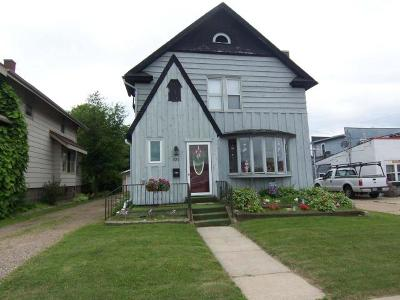 Antigo WI Single Family Home For Sale: $76,900