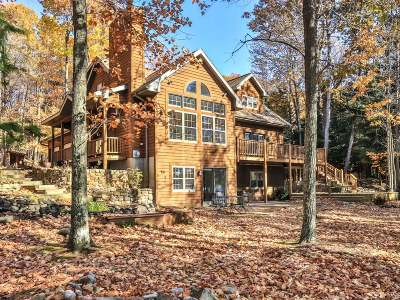 Lincoln County, Price County, Oneida County, Vilas County Single Family Home Active Under Contract: 2759 Green Bass Rd