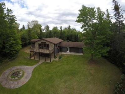 Eagle River Single Family Home For Sale: 5150 Skinner Rd