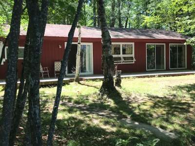 Three Lakes WI Single Family Home Sold: $121,000