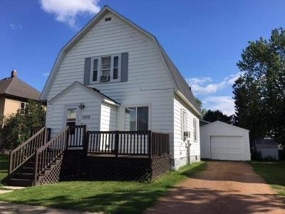 Single Family Home For Sale: 1009 6th Ave
