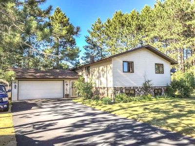 Tomahawk WI Single Family Home Active O/C: $154,500