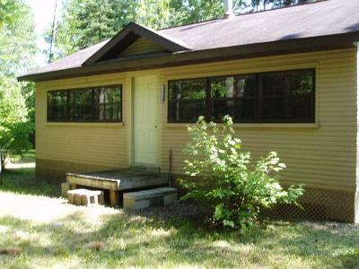 Phillips Single Family Home For Sale: N6034 Hwy 13