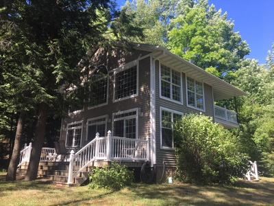 Lincoln County Single Family Home Active O/C: N8695 Pickerel Lake Rd E