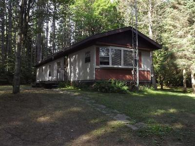 Hiles Single Family Home For Sale: 8781 W Pine Lake Rd