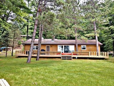 Eagle River WI Single Family Home For Sale: $325,000