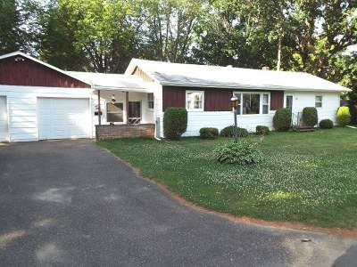 Antigo WI Single Family Home For Sale: $89,900