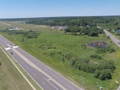 Eagle River Commercial For Sale: On Hwy 45