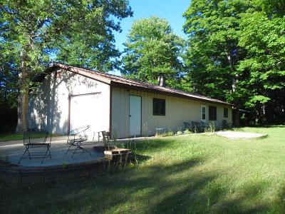 Merrill Single Family Home Active O/C: 40 Acres Trout Rd