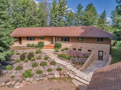 Single Family Home For Sale: 5465 Park Rd
